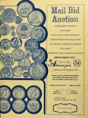 Mail bid auction : worldwide coinage ... [02/28/1983]