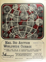 Mail bid auction : worldwide coinage ... [04/29/1983]
