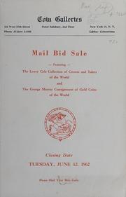Mail Bid Sale