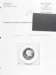 Mail Bid Sale #54