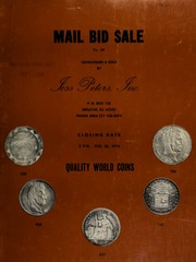 Mail bid sale no. 69 : quality world coins. [02/26/1974] (pg. 28)