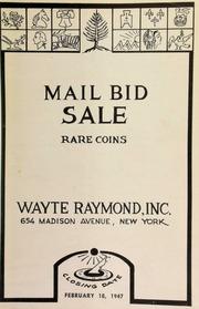 Mail bid sale : rare coins. [02/18/1947]