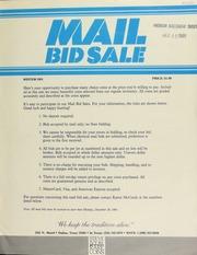 Mail bid sale ... Steve Ivy Rare Coins. [12/28/1981]