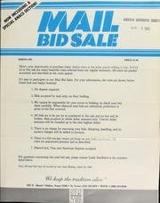 Mail bid sale ... Steve Ivy Rare Coins. [04/19/1982]
