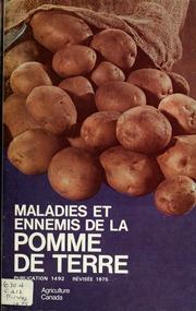 La verticilliose de la pomme de terre et moyens de lutte ayers g w free download borrow - Maladie de la pomme de terre ...