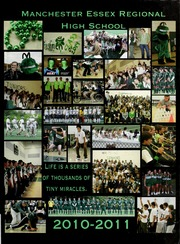 Manchester High School yearbook, 2011