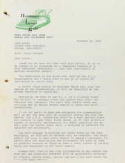 Numismatic Literary Guild Correspondence and Ephemera File, 1968-1969