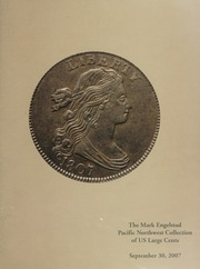 The Mark Engelstad Pacific Northwest Collection of US Large Cents