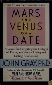 stages of dating john gray