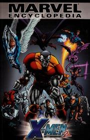 Marvel encyclopedia  [Vol  2], X-Men : Moreels, Eric J