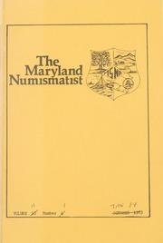 The Maryland Numismatist: 1984