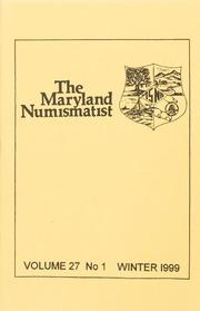 The Maryland Numismatist: 1999