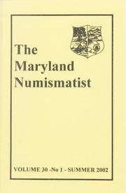 The Maryland Numismatist: 2002
