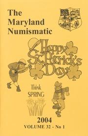 The Maryland Numismatist: 2004