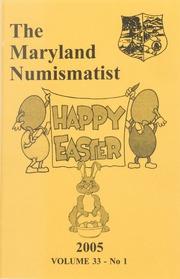 The Maryland Numismatist: 2005