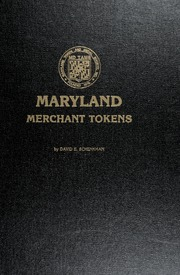 Maryland Merchant Tokens