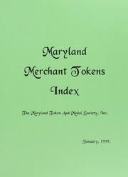Maryland Merchant Tokens Index