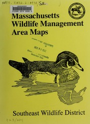 Living with wildlife massachusetts division of for Mass fish and wildlife