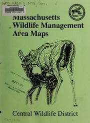 Massachusetts wildlife management area maps northeast for Mass fish and wildlife