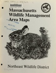 Massachusetts wildlife management area maps central for Mass fish and wildlife