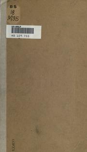 delitzsch hebrew new testament pdf