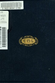 critical essays by matthew arnold He was also critical of some which was a long series of essays written by arnold that was a political and social critique matthew arnold was one of the.