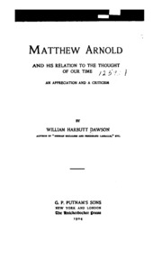 critical appreciation of shakespeare by matthew arnold Dhaka university syllabus: ba  4 lord byron 1 m ali 1 macbeth 2 matthew arnold 1 metaphysical poetry 3 novels  and critical evaluations of shakespeare as a.