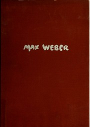 Max weber essays in sociology