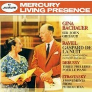 Gina Bachauer - Claude Debussy Gaspard De La Nuit
