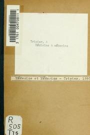 Médicine and médecins: un coin de la crise ourvrière au 19e siecle