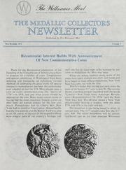 The Medallic Investor's Newsletter: Vol. 9