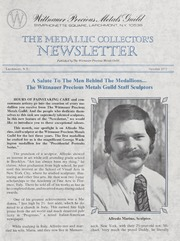 The Medallic Investor's Newsletter: October 1972