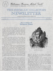 The Medallic Investor's Newsletter: March 1973