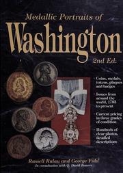 Medallic Portraits of Washington, Second Edition