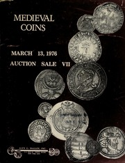 Medieval coins ... auction sale VII. [03/13/1976]