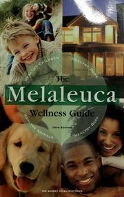 the melaleuca wellness guide 10th edition rm barry publications rh archive org melaleuca wellness guide free download Melaleuca Wellness Presentation