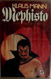klaus mann mephisto