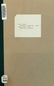 Messe de la Nativité, sur de vieux noëls, pour soli et choeurs à 3 voix (St. et B)