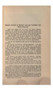 Vol 17: Messire Robert de Borron und der verfasser des Didot-Perceval. Ein beitrag zur kritik der Graal-Romane