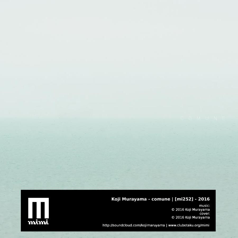 mi252_kojimaruyama_comune : Koji Maruyama : Free Download, Borrow