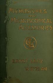 Microscopes and accessory apparatus