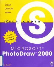 Microsoft PhotoDraw 2000 : Molly Joss : Free Download