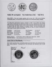 Milwaukee Numismatic News: June 2013