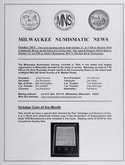 Milwaukee Numismatic News: October 2013