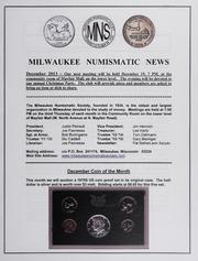 Milwaukee Numismatic News: December 2013