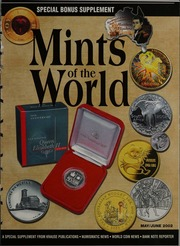 Mints of the World May/June 2002