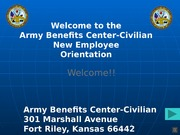 Army Benefits Center Free Download Borrow And Streaming Internet Archive