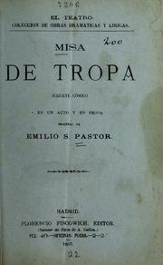 Emilio Sánchez Pastor* Emilio S. Pastor·, Ruperto Chapí / Toñy Rosado - Teresa Berganza* Maria Teresa Berganza·- Gregorio Gil - Carlos Luque