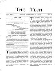 The Tech - Volume 23 Issue 16