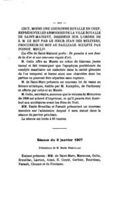 Vol 26: Mémoires